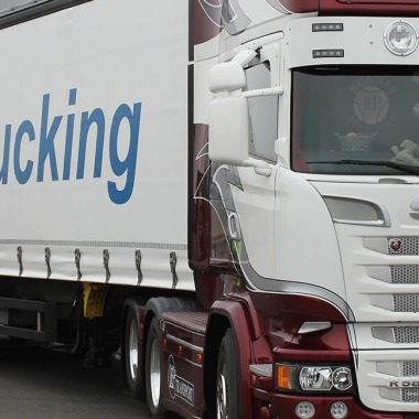 Atlantic Trucking  ready for tomorrow's future with Navitrans