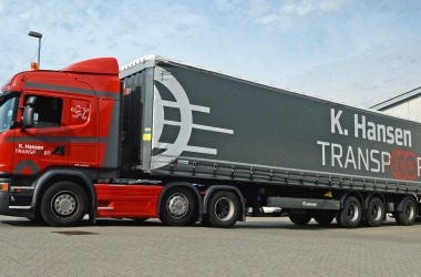 Despite rapid growth, K.Hansen Transport A/S stands by their core values