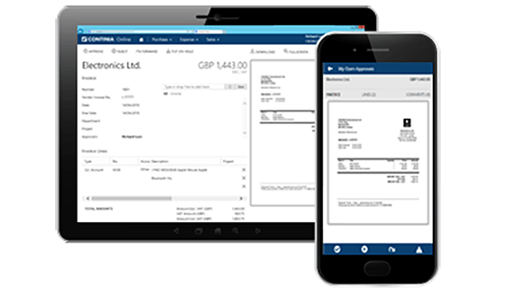Navitrans Purchase Invoice Management
